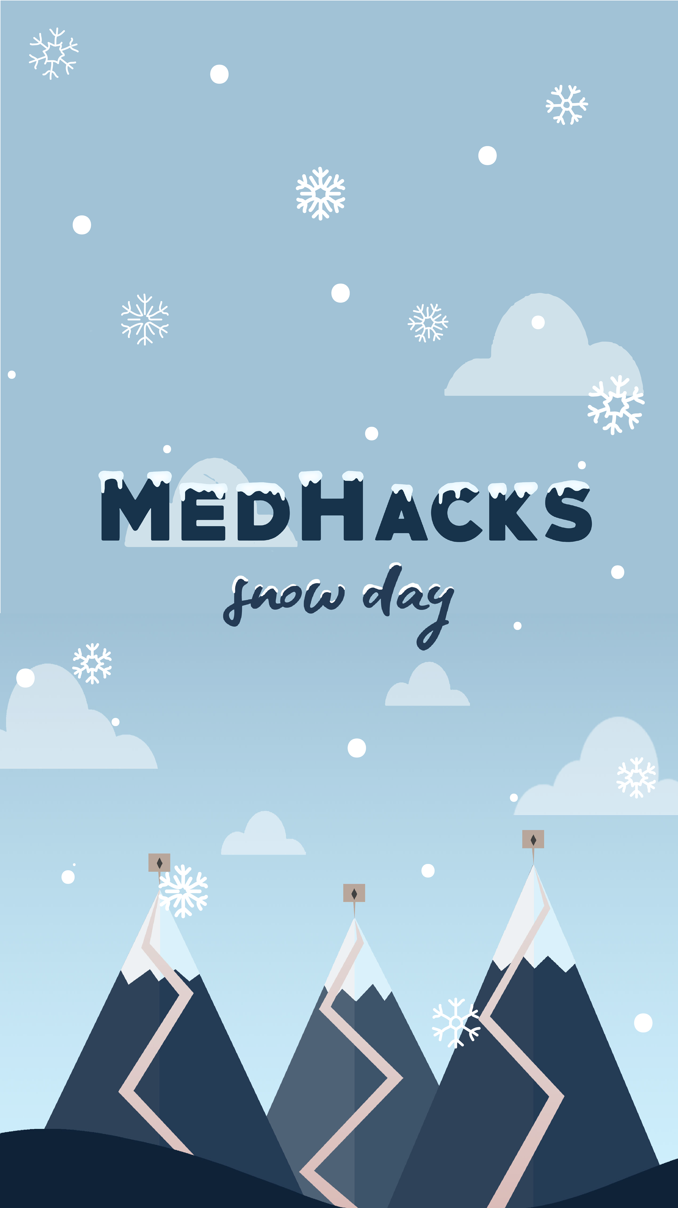 MedHacks 2018: Snow Day